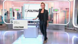 Caroline Roux dans C Politique - 19/10/14 - 002