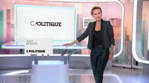 Caroline Roux dans C Politique - 19/10/14 - 003