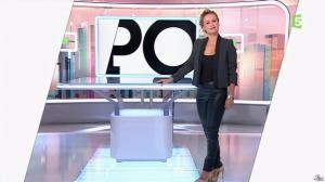 Caroline Roux dans C Politique - 19/10/14 - 008