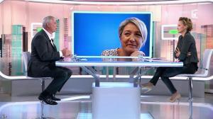 Caroline Roux dans C Politique - 19/10/14 - 024