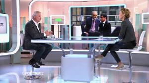 Caroline Roux dans C Politique - 19/10/14 - 037