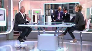 Caroline Roux dans C Politique - 19/10/14 - 038