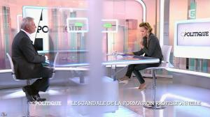 Caroline Roux dans C Politique - 19/10/14 - 053