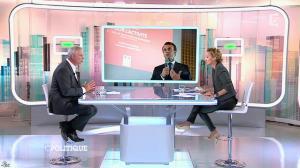 Caroline Roux dans C Politique - 19/10/14 - 056