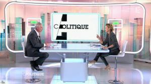 Caroline Roux dans C Politique - 19/10/14 - 057