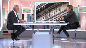Caroline Roux dans C Politique - 19/10/14 - 069