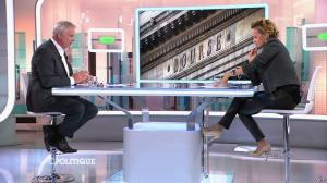 Caroline Roux dans C Politique - 19/10/14 - 070