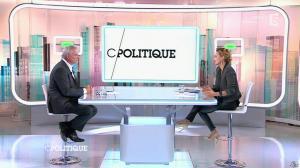 Caroline Roux dans C Politique - 19/10/14 - 072