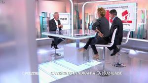 Caroline Roux dans C Politique - 19/10/14 - 082