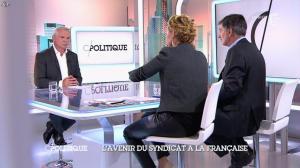 Caroline Roux dans C Politique - 19/10/14 - 087