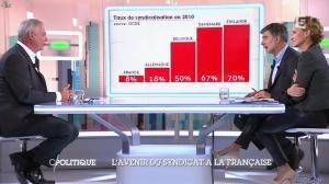 Caroline Roux dans C Politique - 19/10/14 - 091