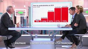 Caroline Roux dans C Politique - 19/10/14 - 092
