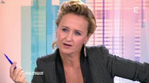 Caroline Roux dans C Politique - 19/10/14 - 096