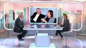 Caroline Roux dans C Politique - 19/10/14 - 102