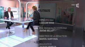 Caroline Roux dans C Politique - 19/10/14 - 104