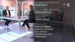 Caroline Roux dans C Politique - 19/10/14 - 105