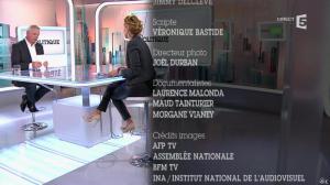 Caroline Roux dans C Politique - 19/10/14 - 106