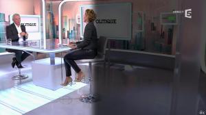 Caroline Roux dans C Politique - 19/10/14 - 108