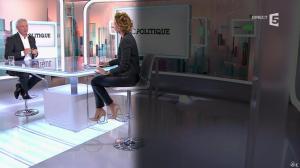 Caroline Roux dans C Politique - 19/10/14 - 110