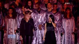 Chimène Badi et Alizée dans Samedi Soir On Chante Goldman - 19/01/13 - 01