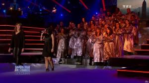 Chimène Badi et Alizée dans Samedi Soir On Chante Goldman - 19/01/13 - 02