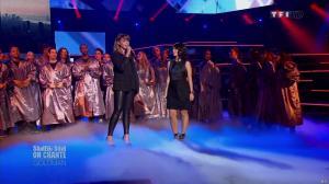 Chimène Badi et Alizée dans Samedi Soir On Chante Goldman - 19/01/13 - 07