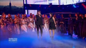 Chimène Badi et Alizée dans Samedi Soir On Chante Goldman - 19/01/13 - 18