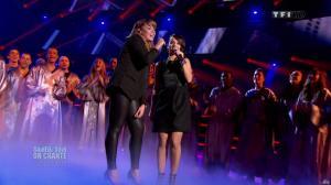 Chimène Badi et Alizée dans Samedi Soir On Chante Goldman - 19/01/13 - 23