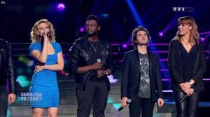 Chimène Badi et Lorie dans Samedi Soir On Chante Goldman - 19/01/13 - 17