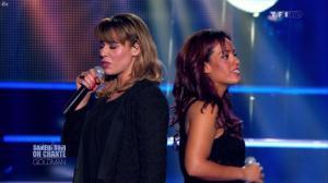Chimène Badi dans Samedi Soir On Chante Goldman - 19/01/13 - 12