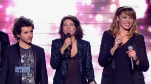Chimène Badi dans Samedi Soir On Chante Goldman - 19/01/13 - 20