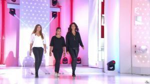 Cristiana Reali dans Vivement Dimanche - 28/09/14 - 01