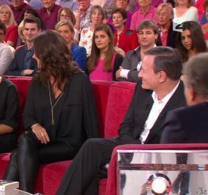 Cristiana Reali dans Vivement Dimanche - 28/09/14 - 04