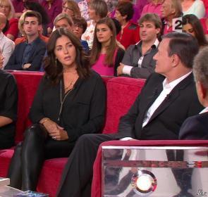 Cristiana Reali dans Vivement Dimanche - 28/09/14 - 05