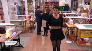 Cristina Cordula dans Cousu Main - 25/10/14 - 04