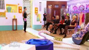 Cristina Cordula dans les Reines du Shopping - 25/10/14 - 02