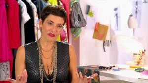 Cristina Cordula dans les Reines du Shopping - 25/10/14 - 25