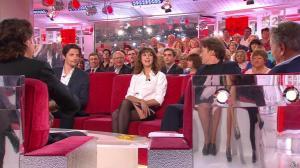 Elodie Navarre dans Vivement Dimanche Prochain - 19/10/14 - 02
