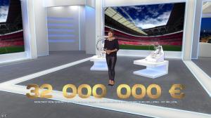 Estelle Denis dans Euro Million - 04/11/14 - 06