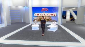 Estelle Denis dans Euro Million - 04/11/14 - 07