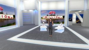 Estelle Denis dans Euro Million - 19/09/14 - 05