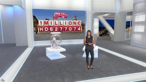 Estelle Denis dans Euro Million - 19/09/14 - 07