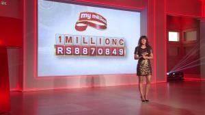 Estelle Denis dans My Million - 14/10/14 - 03