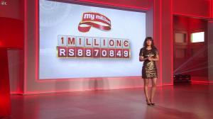 Estelle Denis dans My Million - 14/10/14 - 04