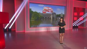 Estelle Denis dans My Million - 17/10/14 - 05