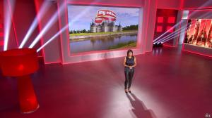 Estelle Denis dans My Million - 19/09/14 - 02