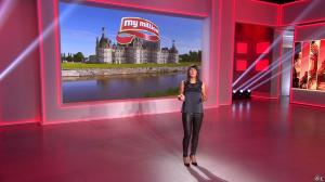 Estelle Denis dans My Million - 19/09/14 - 07