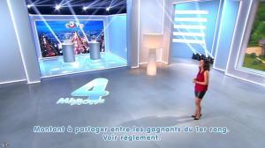 Estelle Denis lors du Tirage du Loto - 05/11/14 - 03