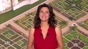 Estelle Denis lors du Tirage du Loto - 05/11/14 - 11