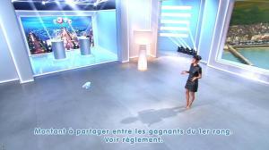 Estelle Denis lors du Tirage du Loto - 18/10/14 - 04